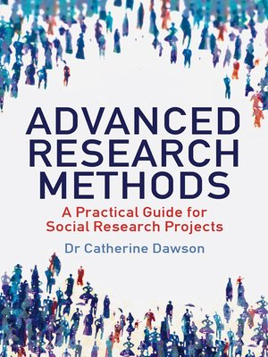 cover image of Advanced Research Methods