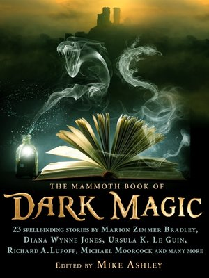 cover image of The Mammoth Book of Dark Magic