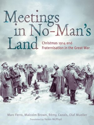 cover image of Meetings in No Man's Land