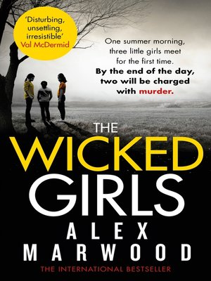 cover image of The Wicked Girls
