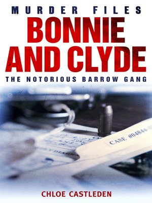 cover image of Bonnie and Clyde