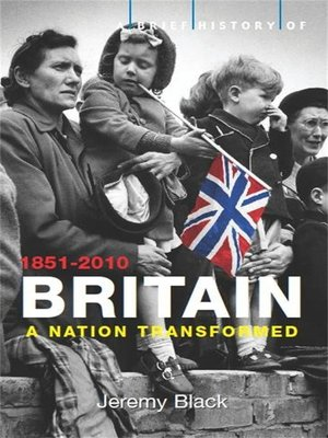 cover image of A Brief History of Britain, 1851-2010