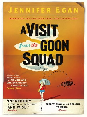 cover image of A Visit From the Goon Squad