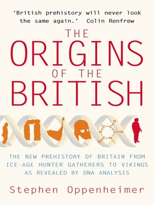 cover image of The Origins of the British