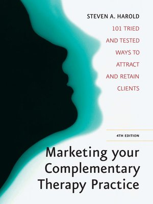 cover image of Marketing Your Complementary Therapy Business