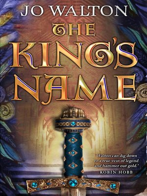 cover image of The King's Name