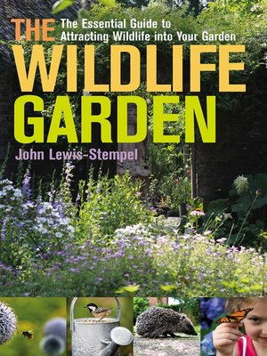 cover image of The Wildlife Garden