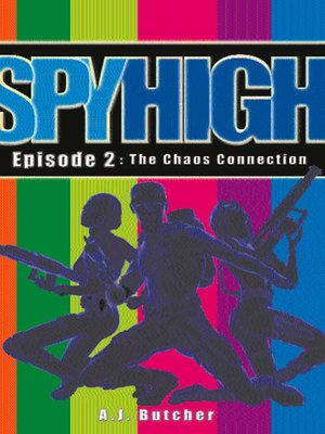 cover image of Spy High 2