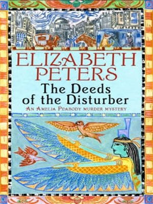 cover image of Deeds of the Disturber