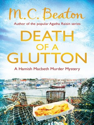 cover image of Death of a Glutton