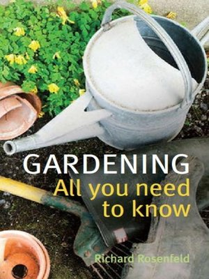 cover image of Gardening