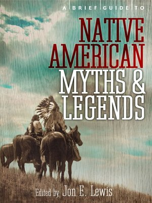 cover image of A Brief Guide to Native American Myths and Legends