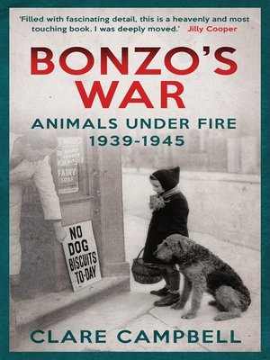 cover image of Bonzo's War
