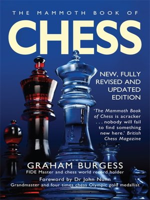 cover image of The Mammoth Book of Chess