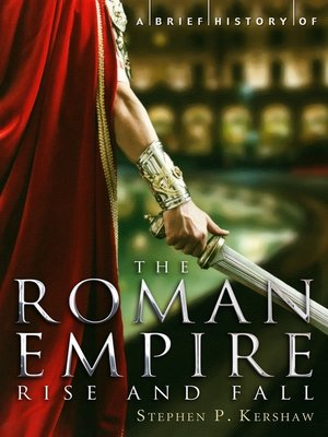cover image of A Brief History of the Roman Empire