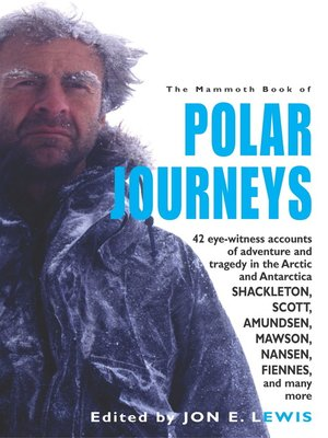 cover image of The Mammoth Book of Polar Journeys