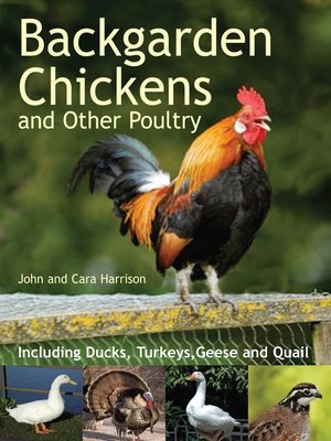 cover image of Backgarden Chickens and Other Poultry