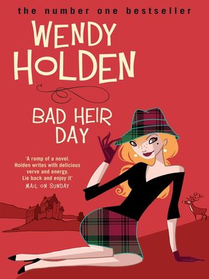 cover image of Bad Heir Day