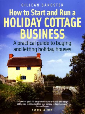 cover image of How to Start and Run a Holiday Cottage Business