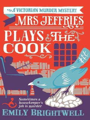 cover image of Mrs Jeffries Plays the Cook