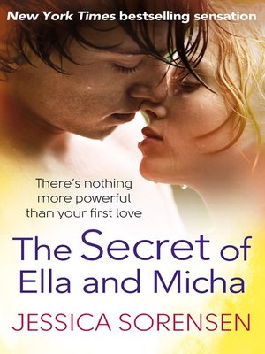 cover image of The Secret of Ella and Micha