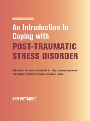cover image of An Introduction to Coping with Post-Traumatic Stress