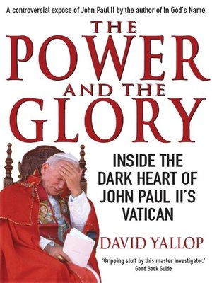 cover image of The Power & the Glory