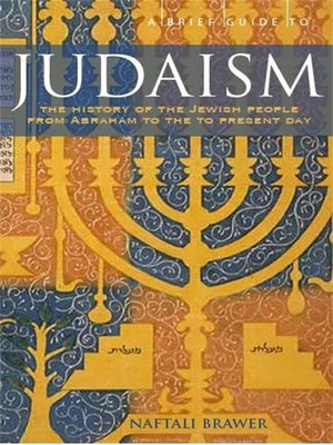 cover image of A Brief Guide to Judaism