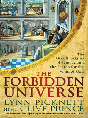 cover image of The Forbidden Universe