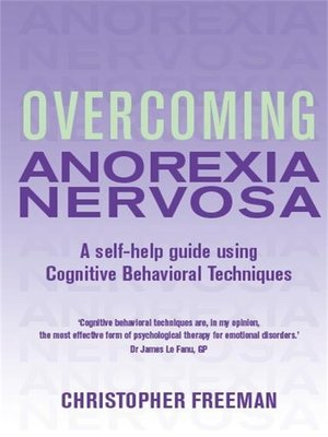 cover image of Overcoming Anorexia Nervosa