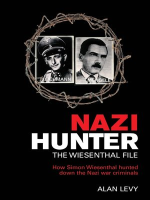 cover image of Nazi Hunter