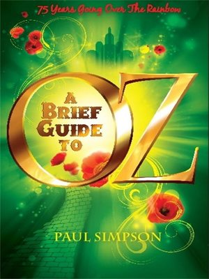 cover image of A Brief Guide to OZ