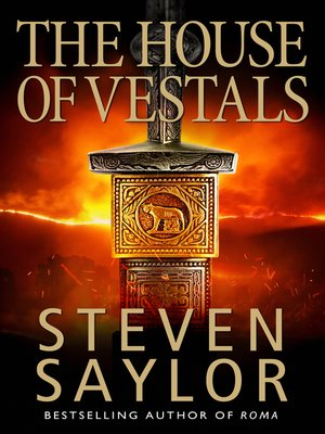 cover image of The House of the Vestals