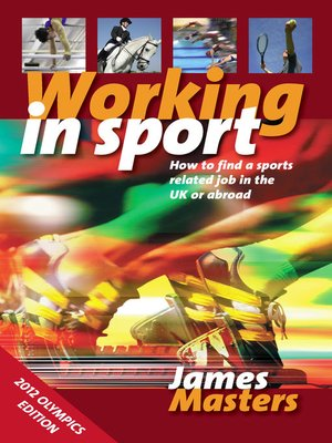 cover image of Working in Sport