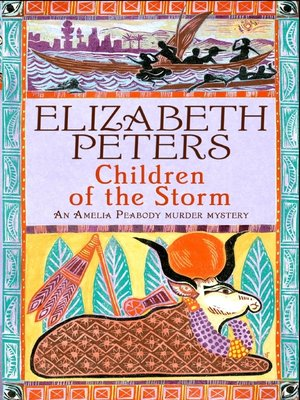 cover image of Children of the Storm