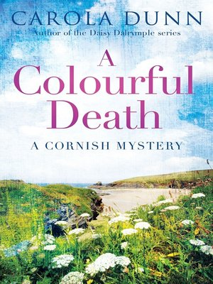 cover image of A Colourful Death