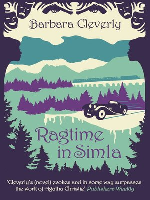 cover image of Ragtime in Simla