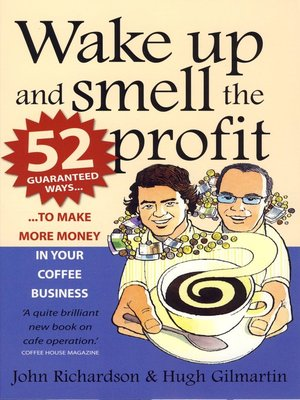 cover image of Wake Up and Smell the Profit