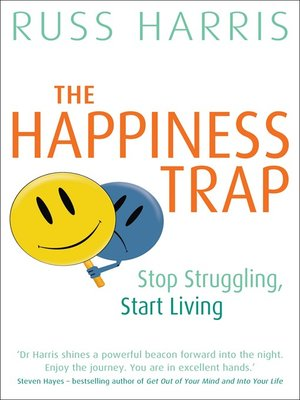 cover image of The Happiness Trap