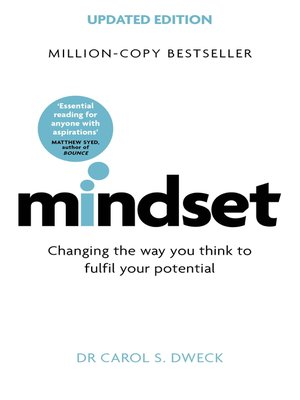 cover image of Mindset--Updated Edition