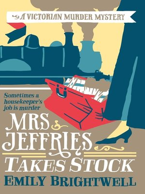 cover image of Mrs Jeffries Takes Stock