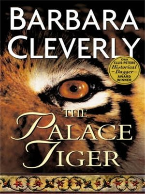 cover image of The Palace Tiger