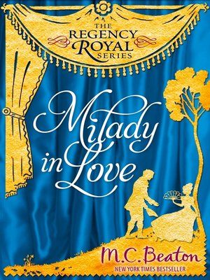 cover image of Milady in Love