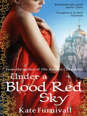 cover image of Under a Blood Red Sky