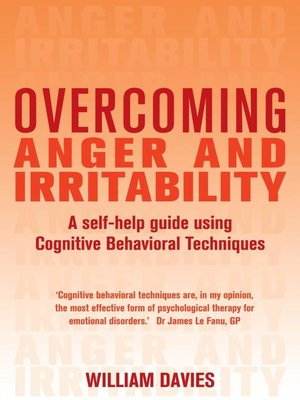 cover image of Overcoming Anger and Irritability