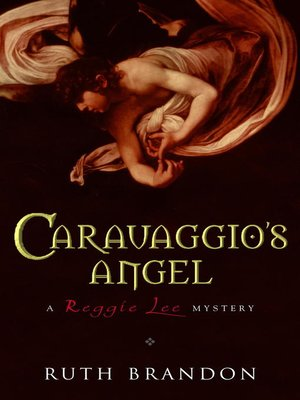 cover image of Caravaggio's Angel