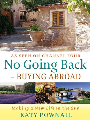 cover image of No Going Back - Buying Abroad