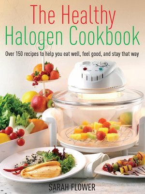cover image of The Healthy Halogen Cookbook