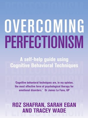 cover image of Overcoming Perfectionism