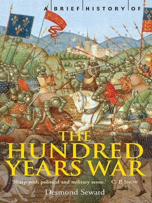 cover image of A Brief History of the Hundred Years War